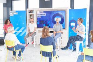 Paneldiskussion beim XR-Booster