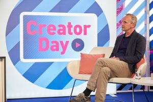 Rainer Weiland (Mediengründerzentrum NRW) im Interview beim Creator Day
