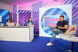 Dan Gatzke (GATZKE.MEDIA) im Interview beim Creator Day
