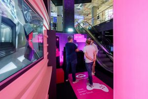 IndieZone NRW @ XPERION - Magenta Gaming