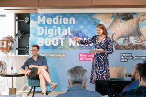 Medien Digital Boot NRW © Mediennetzwerk.NRW/Juliane Herrmann